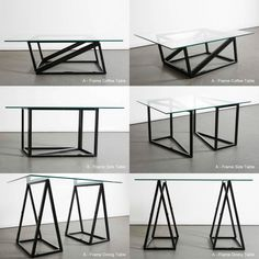 A Frame Table is Perfect for Small Space Living  in main home furnishings  Category