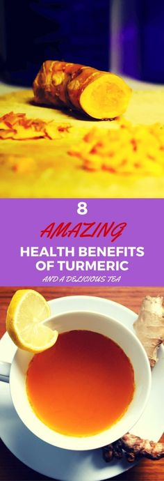 Turmeric benefits for weight loss and other uses plus tea recipe