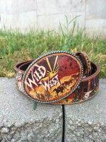 Wild West - Cowgirl Clad
