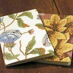 2 Biedermeier Notebooks by paper republic #MONOQI