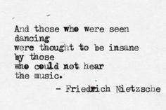 """Discover Friedrich Nietzsche famous and rare quotes. Share Friedrich Nietzsche quotations about soul, lying and evil. """"There are two different types of people in. Motivacional Quotes, Quotable Quotes, Great Quotes, Words Quotes, Quotes To Live By, Life Quotes, Inspirational Quotes, Sayings, Famous Quotes"""