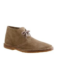j.crew suede macalister boots $135