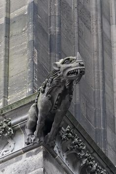 Cathedral Gargoyles | Recent Photos The Commons Getty Collection Galleries World Map App ...   ..rh
