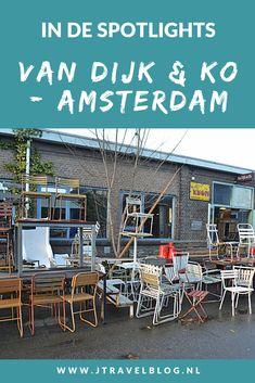 Dit keer in de spotlights: Van Dijk & Ko in Amsterdam Noord. Een winkel vol tweedehands en vintage spullen, Shop je mee? #vandijkenko #amsterdam #hotspot #jtravel #jtravelblog
