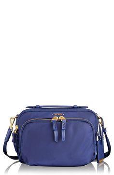 Tumi  Voyageur - Luanda  Crossbody Nylon Flight Bag available at  Nordstrom  Flight Bag e189c46f95