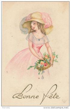 Postcards > Topics > Illustrators & photographers > Illustrators - Signed > Petersen, Hannes - Delcampe.net