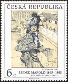 Luděk Marold: Pařížanka
