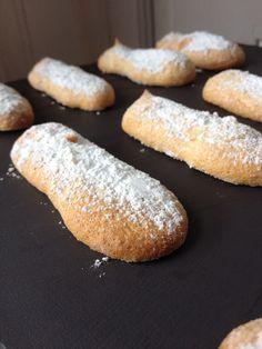 Biscuits à la cuillère maison - C secrets gourmands
