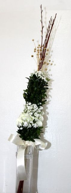 Diy And Crafts, Glass Vase, Recycling, Garden, Flowers, Home Decor, Palmas, Communion, Easter Activities