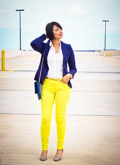 Blue and Yellow (by Tabitha Rodriguez)