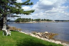 Mahone Bay - Indian Point 2 br Beach Front Vacation Rental Cottage: Ocean front with private beach near Mahone Bay   ID:28162   PerfectPlace...