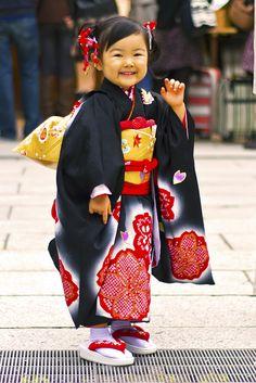 Anniversaire au Japon
