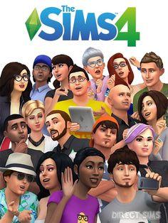 Le Récap' de la semaine - Hors-Série Spécial Sims 4 - Direct Sims
