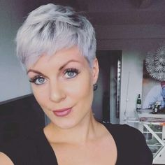 Short Hairstyle 2018 – 154