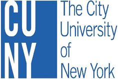Logo of the City University of New York (CUNY).