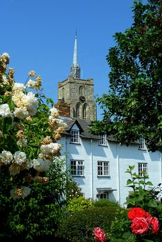 Ashwell, England. Our tips for 25 fun things to do in England: http://www.europealacarte.co.uk/blog/2011/08/18/what-to-do-england/