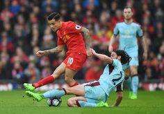 Blog Esportivo do Suíço:  Liverpool joga mal, mas vira sobre o Burnley e engata segunda vitória seguida