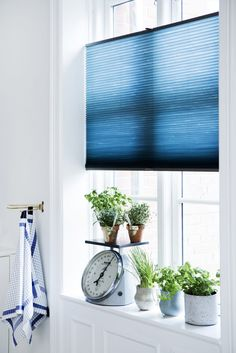 Decor, Blinds, House, Home Kitchens, Home, Interior, Roman Shade Curtain, Nordic Style, Home Decor