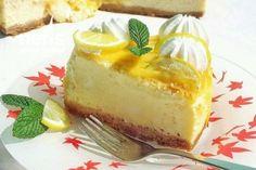 Muhteşem Limon Kremalı Cheesecake Tarifi