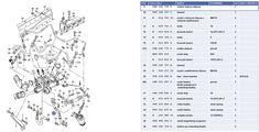 Výsledek obrázku pro audi a4 b5 1.8 t 110kw SCHEMA ZAPOJENI CHLADICI SOUSTAVY Audi A4, Words, Horse