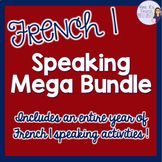 Mme R's French Resources Teaching Resources | Teachers Pay Teachers Speaking Games, Cognates, French Stuff, Irregular Verbs, French Resources, School Levels, Find Someone Who, Creative Activities, Task Cards