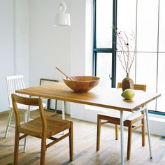 IDEE SHOP Online 20★MATIN DINING TABLE 1400 TEAK: テーブル・デスクデザイン家具 インテリア雑貨: