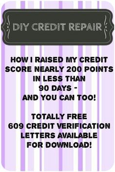 You can repair your credit and be better off.Use the tips below for success in repairing your credit rating. Planning is the first step to repairing your credit How To Fix Credit, Check Credit Score, Build Credit, Improve Your Credit Score, Free Credit Repair, Credit Repair Companies, Experiment, Credit Dispute, Rebuilding Credit