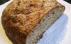 Chleba tvarohový - nízkosacharidový Ham, Banana Bread, Paleo, Food And Drink, Low Carb, Recipes, Fitness, Hams, Recipies