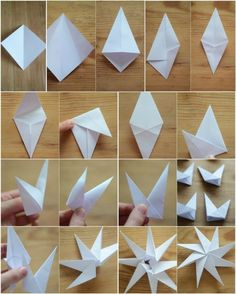 origami con papel
