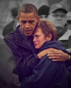Comfort and genuine empathy.