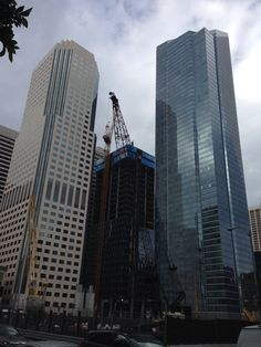 Sales Force Tower under construction Oct 2014