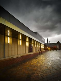 Junction Arts Centre - Henley Hale Brown