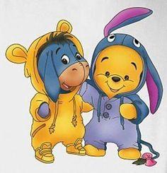 Disney Phone Wallpaper, Cartoon Wallpaper Iphone, Cute Cartoon Wallpapers, Winnie The Pooh Pictures, Cute Winnie The Pooh, Cute Disney Drawings, Cute Cartoon Drawings, Kawaii Disney, Disney Art