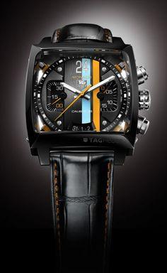 8fa74670b3b Tag Heuer Monaco 24 Concept Chronograph Reloj Grande