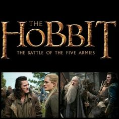 Here is 2 Brand NEW !!! Promo pics from The Hobbit the Battle of the five Armies.