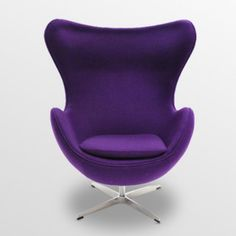 Find it at the Foundary - Inner Chair - Purple