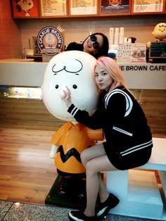 [2ne1] Dara's twitter update in china