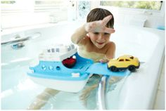 Green Toys Veerboot Greentoys Ferry Boat - € 27,90