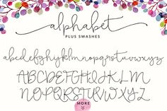 Bellwethers Font by Angie Makes on Creative Market