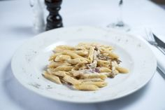 Children's Menu - Carbonara - Penne