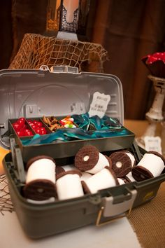 Candy Fishing Theme Party                                                                                                                                                                                 More