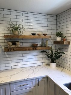 Kitchen Wall Shelves Gallery Kitchen Wall Shelves - This Kitchen Wall Shelves Gallery photos was upload on December, 3 2019 by Elmer Emmerich. Here latest Kitchen Wall Shelves pho. Kitchen Wall Shelves, Bathroom Shelves, Shelf Wall, Wall Mounted Wood Shelves, Corner Shelves, Bathroom Storage, Wooden Floating Shelves, Rustic Shelves, Floating Mantel