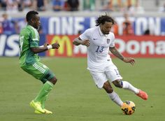 Jermaine Jones United States soccer #TeamUSA #WorldCup2014