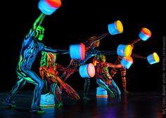 DEEP TRIP  Art Color Ballet Kraków - bodypainting, balet, taniec, makijaż ciała, sztuka - Agnieszka Glińska – Strona główna