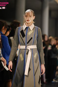 Atelier Kikala's Runway at TFW Fall/Winter 2015/2016