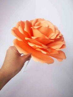 Flor para buquê de dama de honra