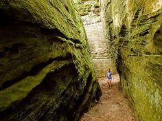 Climb and hike in one of Illinois' most pristine places. What Is It? Combining climbing and hiking is the preeminent way to explore this hilly, 4,055-acre oasis hidden amidst the largely flat Corn ...