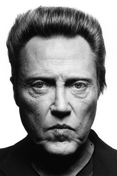 Christopher Walken - sleepy hollow