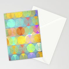 Multitudes Stationery Cards by Mirimo | Society6