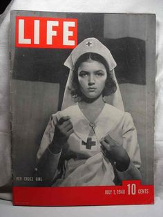On the cove of Life magazine